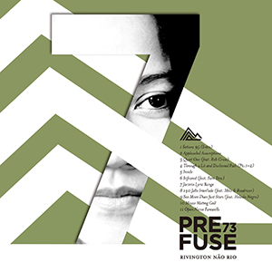 PREFUSE 73 / Rivington Não Rio + Forsyth Gardens and Every Color of Darkness [2CD]