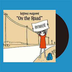 Kojima Mayumi / On the Road [LP]