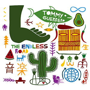 TOMMY GUERRERO / The Endless Road