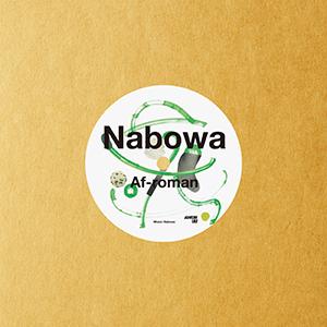 Nabowa / Af-roman c/w STUTS Remix [12INCH]
