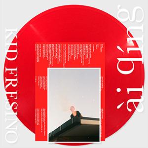KID FRESINO / ai qing [LP]