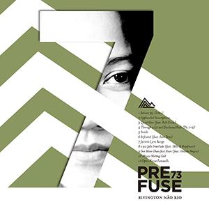 PREFUSE 73 / Rivington Não Rio + Forsyth Gardens and Every Color of Darkness [2CD]