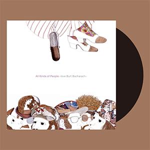 Jim O'Rourke / All Kinds of People ~love Burt Bacharach~ [LP]