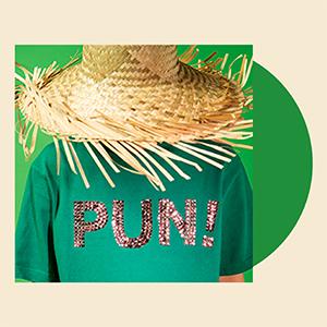 PunPunCircle / Pun! [LP]
