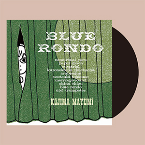 KOJIMA MAYUMI / BLUE RONDO [LP]