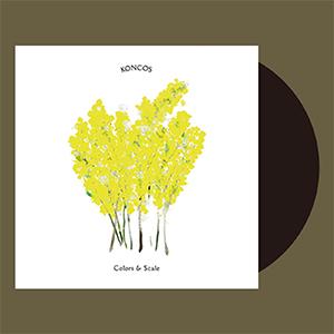KONCOS / Colors & Scale [LP]
