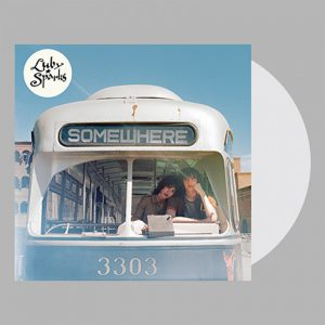 Luby Sparks / Somewhere [CLEAR VINYL 7INCH]