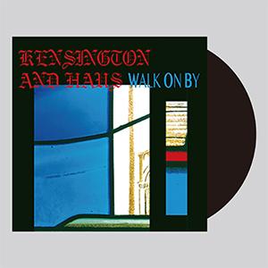 KENSINGTON AND HAUS / Walk On By feat. Nao Kodama | Dubmix by Rob Smith / Smith & Mighty [7INCH]